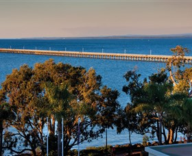 Urangan Pier - Accommodation Fremantle
