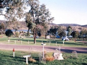 Glenlyon Dam - Accommodation Fremantle