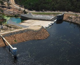 Lenthalls Dam - Accommodation Fremantle