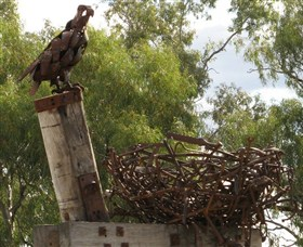 Blackall Sculpture Trail - Accommodation Fremantle
