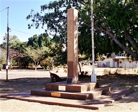 Mount Isa Memorial Cenotaph - Accommodation Fremantle