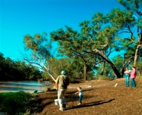 Charleville - Dillalah Warrego River Fishing Spot - Accommodation Fremantle
