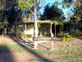 Clermont - Old Town Site - Accommodation Fremantle
