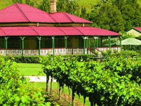 OReillys Canungra Valley Vineyards - Accommodation Fremantle