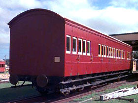 Southern Downs Steam Railway - Accommodation Fremantle