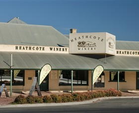 Heathcote Winery - Accommodation Fremantle