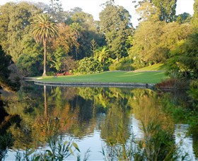 Royal Botanic Gardens Melbourne - Accommodation Fremantle