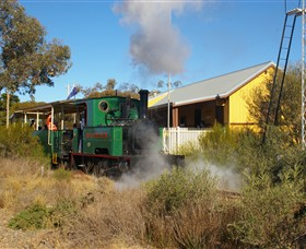Red Cliffs Historical Steam Railway - Accommodation Fremantle
