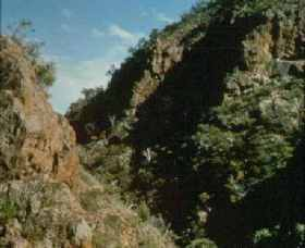 Werribee Gorge State Park - Accommodation Fremantle