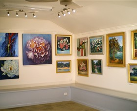 Ros McArthur Art Studio - Accommodation Fremantle