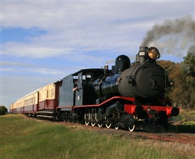 Bellarine Railway - Accommodation Fremantle