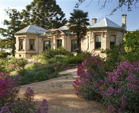 Buda Historic Home  Garden - Accommodation Fremantle