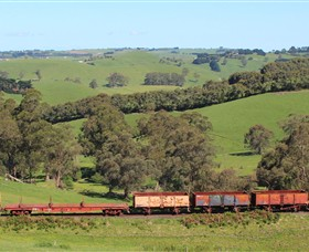 South Gippsland Tourist Railway - Accommodation Fremantle