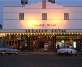 Theatre Royal - Accommodation Fremantle