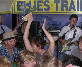 The Blues Train - Accommodation Fremantle