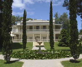 Como House and Garden - Accommodation Fremantle