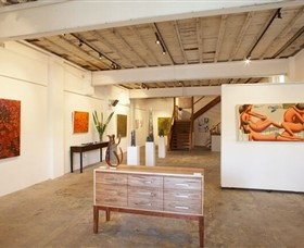 Salt Contemporary Art - Accommodation Fremantle