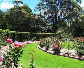 Wollongong Botanic Garden - Accommodation Fremantle