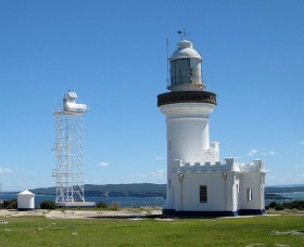 Point Perpendicular Lighthouse and Lookout - Accommodation Fremantle