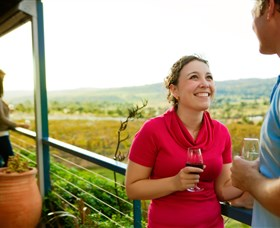 Lambert Vineyards Cellar Door - Accommodation Fremantle