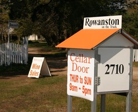 Rowanston on the Track Winery  Bed and Breakfast - Accommodation Fremantle