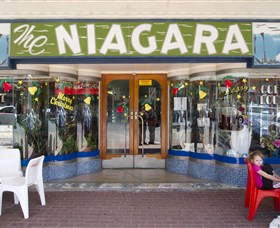 Niagra Cafe - Accommodation Fremantle