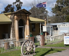 Gundagai Historic Museum - Accommodation Fremantle