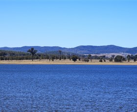Coolmunda Dam - Accommodation Fremantle