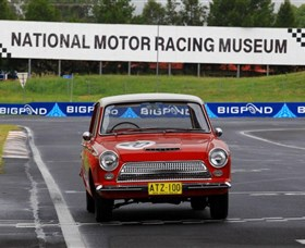 National Motor Racing Museum - Accommodation Fremantle