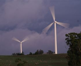 Crookwell Wind Farm - Accommodation Fremantle