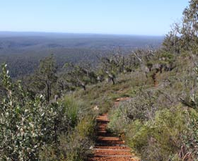 Mount Dale Walk Trail - Accommodation Fremantle