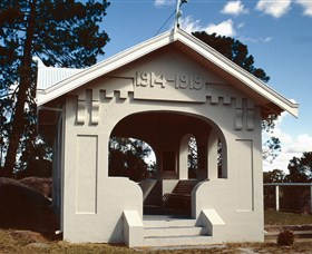 Stanthorpe Soldiers Memorial - Accommodation Fremantle