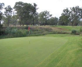 Muswellbrook Golf Club - Accommodation Fremantle