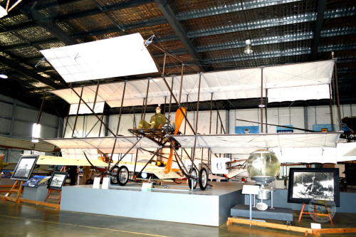Australian Army Flying Museum - Accommodation Fremantle