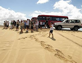Port Stephens 4WD Tours - Accommodation Fremantle