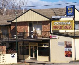 Cooma Motor Lodge Coach Tours - Accommodation Fremantle