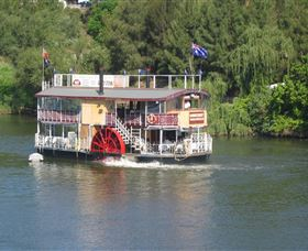 Hawkesbury Paddlewheeler - Accommodation Fremantle
