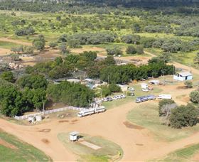 Blackall Saleyards - Accommodation Fremantle