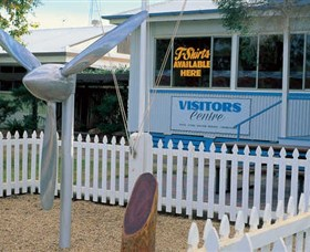 Charleville - Royal Flying Doctor Service Visitor Centre - Accommodation Fremantle