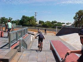 Charleville - Skate Park - Accommodation Fremantle