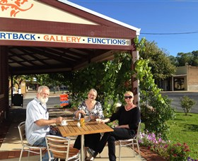 Artback Australia Gallery and Cafe - Accommodation Fremantle