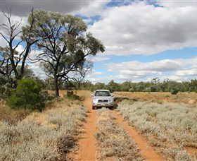 Augathella 4x4 Stock Route Trail - Accommodation Fremantle