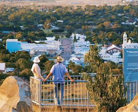 Towers Hill Lookout and Amphitheatre - Accommodation Fremantle