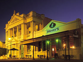 The World Theatre - Accommodation Fremantle