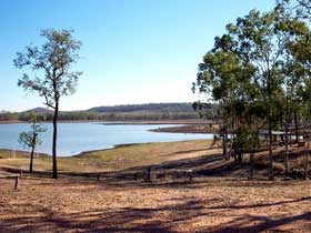 Theresa Creek Dam - Accommodation Fremantle