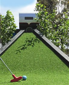 Mini Golf at BIG4 Swan Hill Holiday Park - Accommodation Fremantle