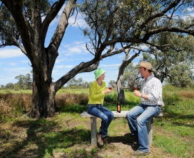 Restdown Wines and Walking Trail - Accommodation Fremantle