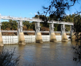 Gogeldrie Weir - Accommodation Fremantle