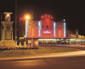 Roxy Theatre Leeton - Accommodation Fremantle