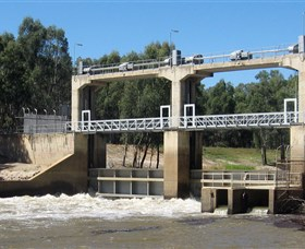 Yanco Weir - Accommodation Fremantle